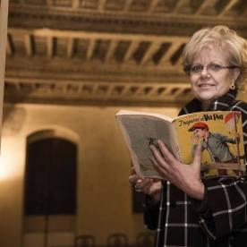 Diana Toccafondi – Soprintendente archivistico della Toscana - I ragazzi della Via Pal