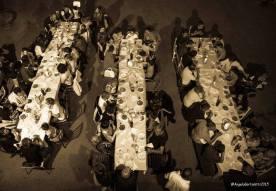 Cena dei volontari