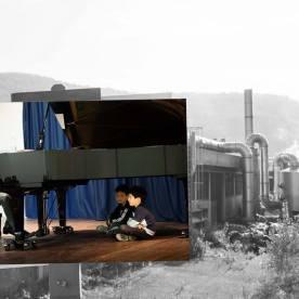 Faccia da libro Cesare Picco Fabbriche in Val di Bisenzio, Vaiano