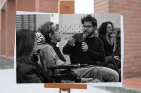 Faccia da libro Claudio Imprudente Sala Cristiano Banti, Montemurlo