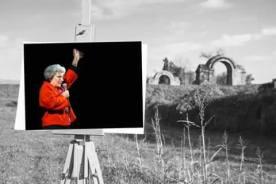 Faccia da libro Giusi Quarenghi Ponte Leopoldo II, Cascine di Tavola, Prato e Parco della Villa Medicea, Poggio a Caiano