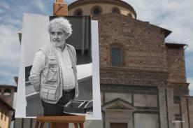 Faccia da libro Bruno Tognolini Basilica di Santa Maria delle Carceri, Prato