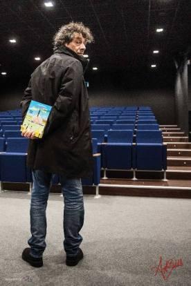 Sandro Veronesi – Scrittore e attore - Le avventure di Huckleberry Finn