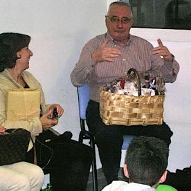 Roberto Denti, 28 settembre 2007