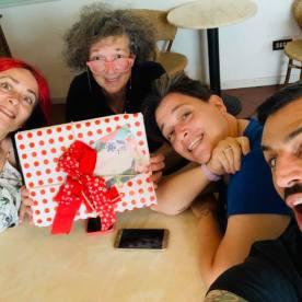 Angela, Giulia, Alessia e il Mitico Roberto!