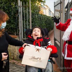 Babbo Natale 2020 con Elia e Rosanna...con TARABARALLA di Elisabetta Garilli
